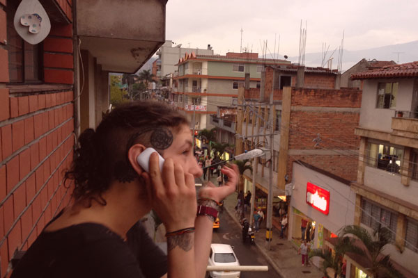 On Cell Phones in Colombia